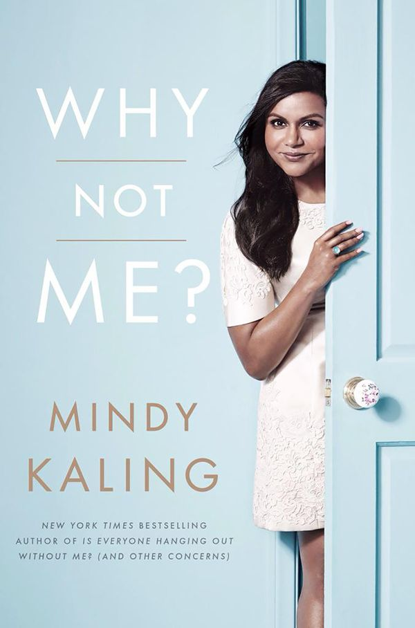 """""""With essays such as 'A Starlet's Confessions,' which tackles Hollywood's idea of beauty, and 'How to Get Your Own Show (And"""