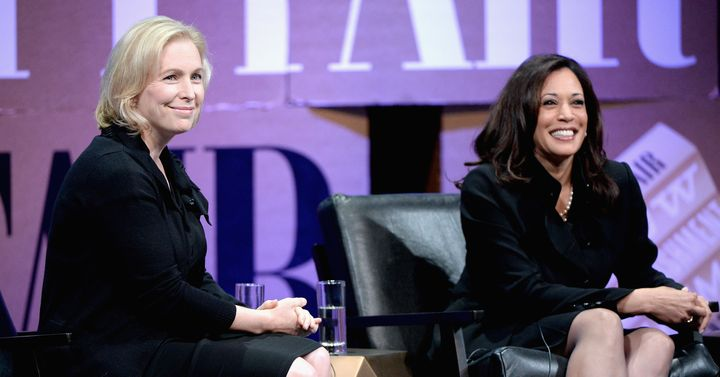 Sens. Kirsten Gillibrand (D-N.Y.) and Kamala Harris (D-Calif.) co-sponsored the Stop Enabling Sex Trafficking Act (SESTA
