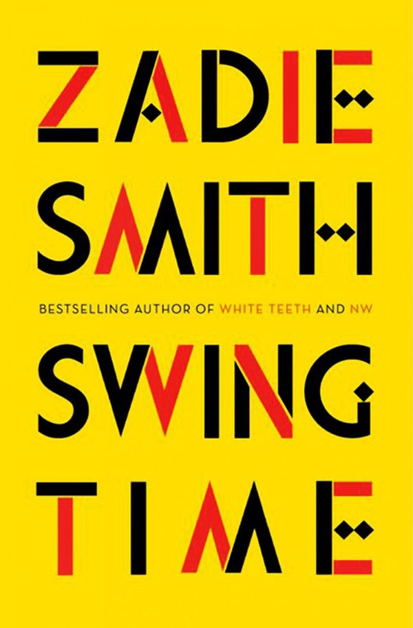 """Building upon the promise of <i>White Teeth</i>, written almost two decades ago, Zadie Smith's <i>Swing Time"