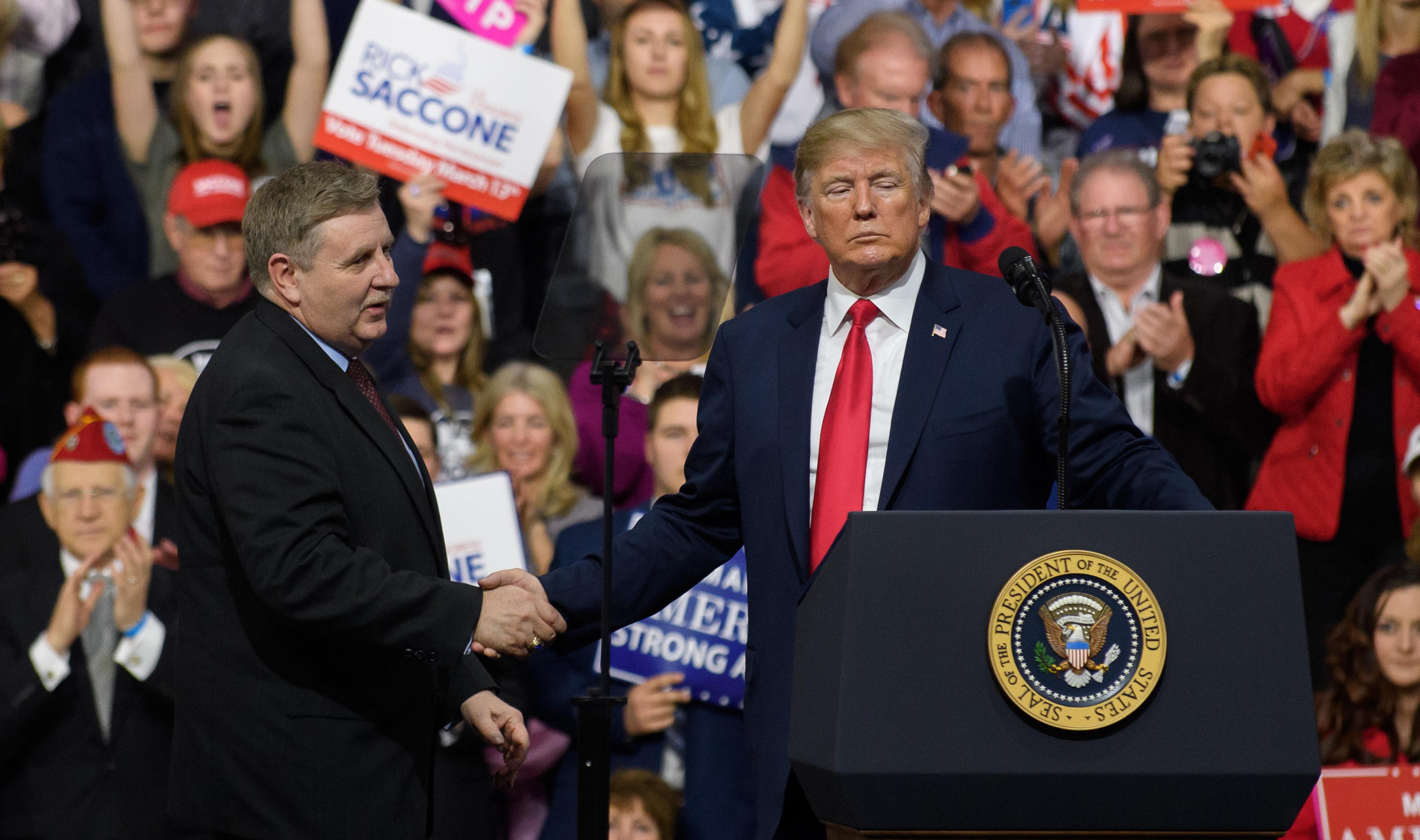 USA: Kopf-an-Kopf-Rennen bei Nachwahl in Pennsylvania