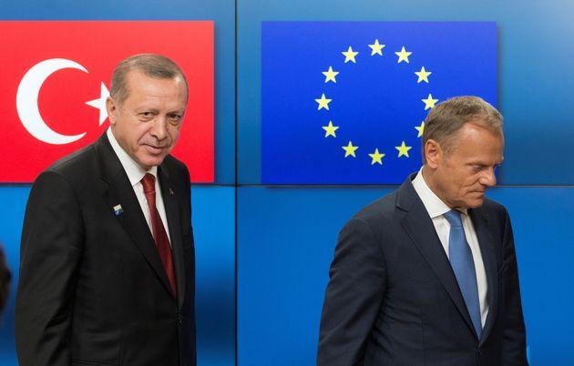 9 δισεκ ευρώ κοστίζει στην ΕΕ η προενταξιακή πορεία της Τουρκίας. Σοβαρές επικρίσεις από το Ευρωπαϊκό...