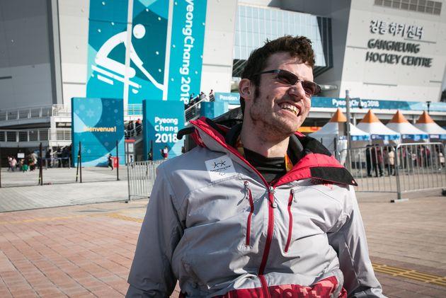 독일에서 온 장애인 자원봉사자가 경험한