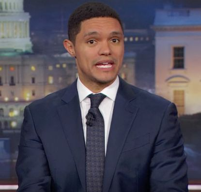 Trevor Noah Diagnoses Donald Trump With A New Xenophobic Situation