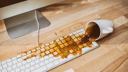 Apple: Έρχεται το πληκτρολόγιο που «προστατεύει» από τον καφέ και τα