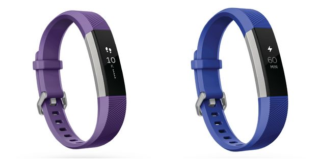 The Fitbit Ace comes in purple or