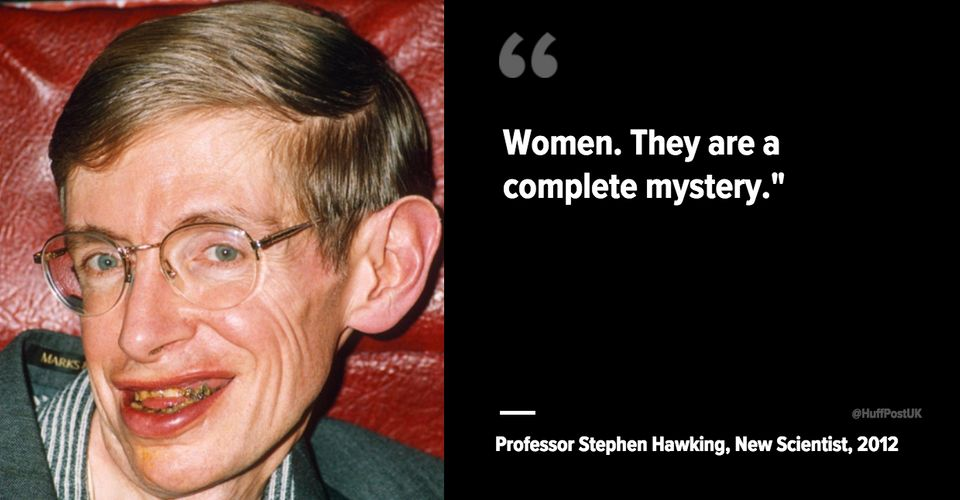 13 Stephen Hawking Quotes That Perfectly Sum Up His Humour And His
