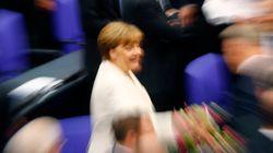 Aufregung nach Merkel-Eid: Schäuble muss die Saaldiener