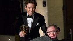 The Theory Of Everything Showed Me I Had MND, Stephen Hawking Taught Me How To Live With
