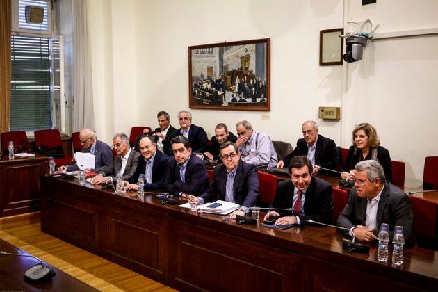 Αντιδράσεις στην Εξεταστική μετά την απόρριψη του αίτηματος της Νικολακοπούλου να