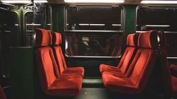 Mann beim Sex im Zug erwischt – dann entdeckt Polizei die wahre
