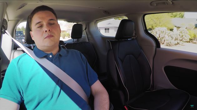 This Is What It's Like To Be A Passenger In A Driverless