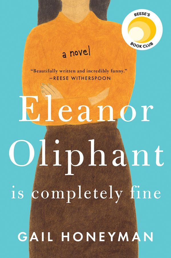 """""""Debut author Honeyman expertly captures a woman whose inner pain is excruciating and whose face and heart are scarred, but w"""