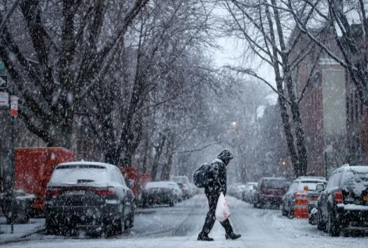 This year, large portions of the East Coast of the U.S. faced two nor'easters in less than a week.