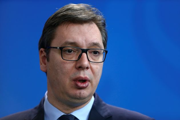Βούτσιτς: Συμβιβαστική και όχι ταπεινωτική για τη Σερβία η λύση στο ζήτημα του