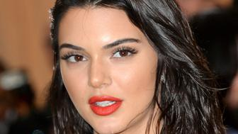 File photo dated 01/05/17 of Kendall Jenner who has dismissed claims she is pregnant.