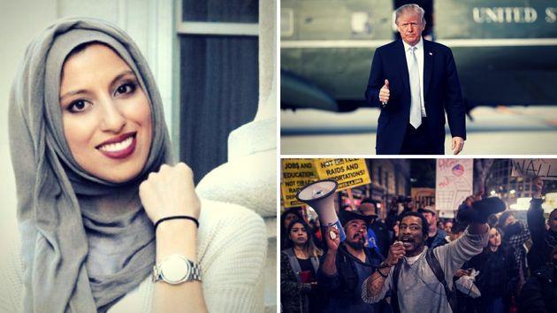 Für die Unternehmerin Melanie Elturk hat sich seit der Trump-Präsidentschaft viel verändert.