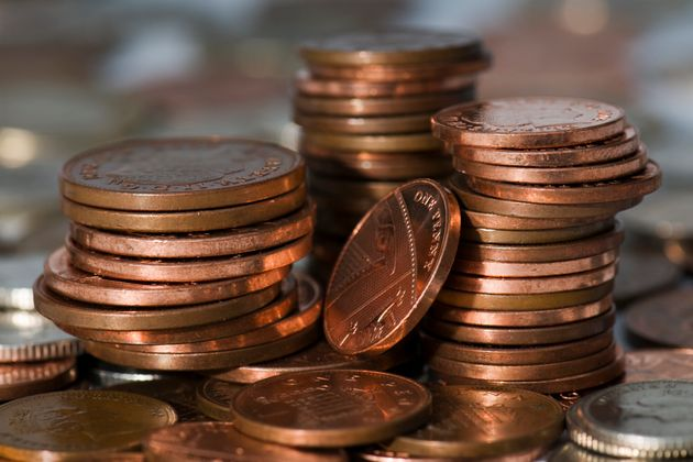 Pennies Saved By Theresa May Just 24 Hours After They Were