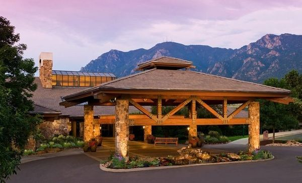 """Set on a pristine 35-acre lake just south of downtown Colorado Springs, <a href=""""https://www.groupon.com/deals/ga-bk-cheyenne"""