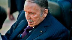 Bouteflika préside une réunion du Conseil des