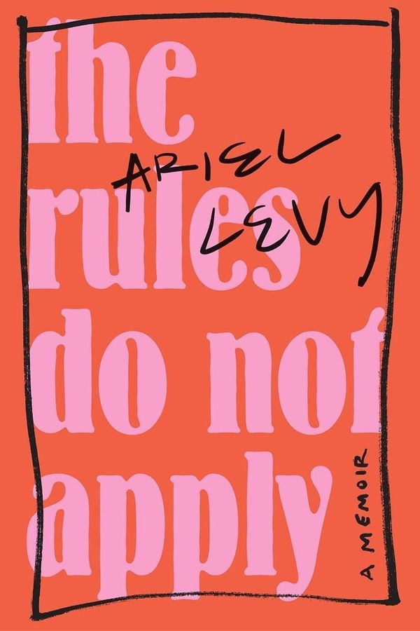 """""""Loss is the black hole at the centre of Ariel Levy's maelstrom of a memoir. The events of her life surge around this a"""