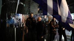 Θεσσαλονίκη: Συγκέντρωση για τους δύο Έλληνες στρατιωτικούς έξω από το τουρκικό