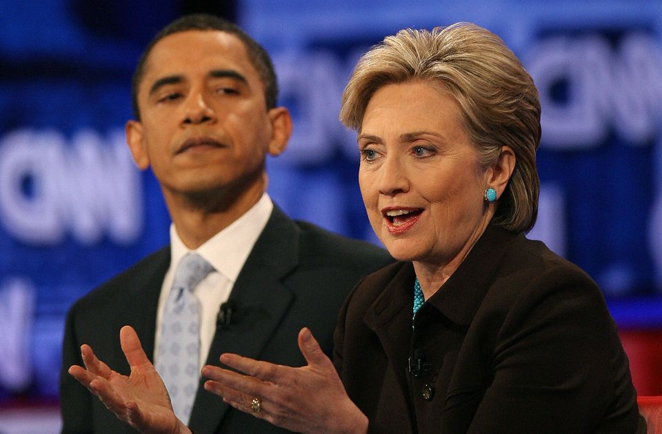 Hillary Clinton was never able to overcome skepticism about her Iraq War vote in the 2008