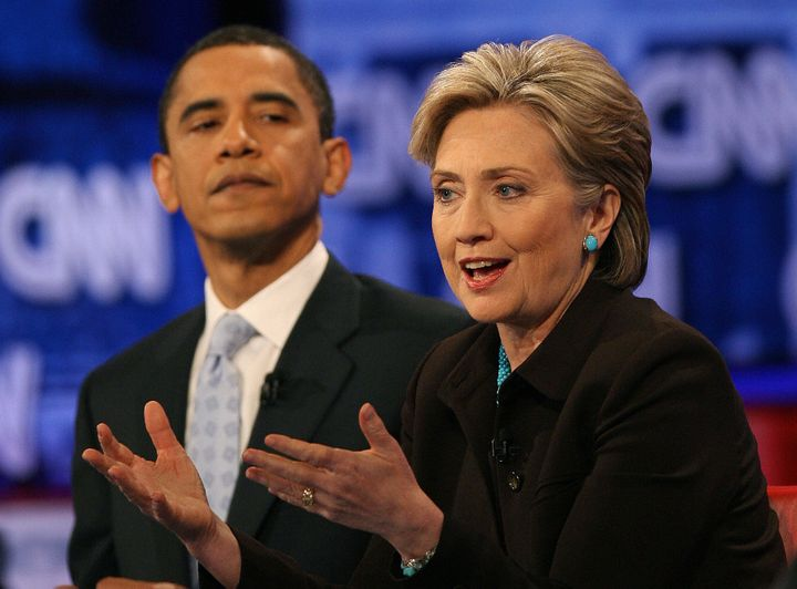 Hillary Clinton was never able to overcome skepticism about her Iraq War vote in the 2008 election.