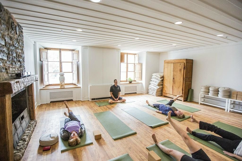 """Reconnect with wellness in an inspiring environment in the heart of Old Quebec. <a href=""""https://www.tripadvisor.com/Hotel_Re"""
