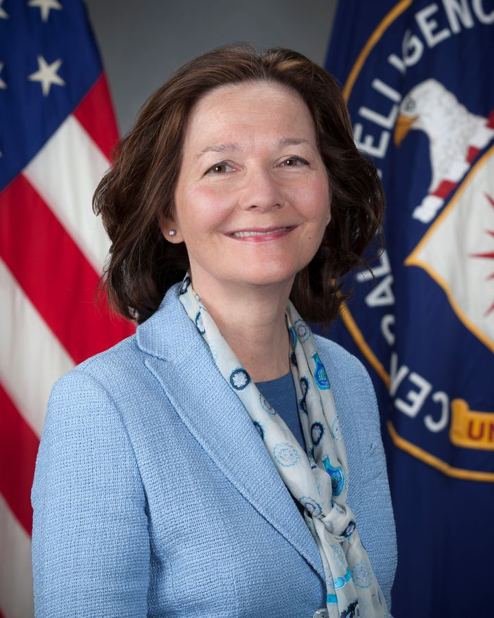 Gina Haspel is President Donald Trump's pick for CIA director.