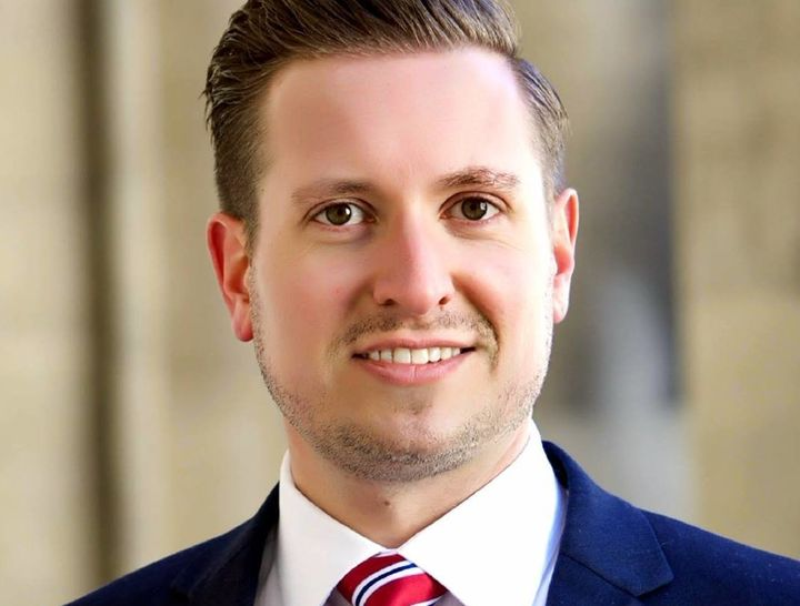 """Drew Gray Miller, a Libertarian candidate in Pennsylvania's 18th Congressional District, faces accusations that he """"spoiled"""""""