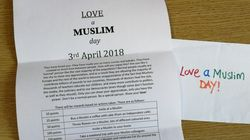 'Love A Muslim' Day Letter Is A Poignant Answer To Hate