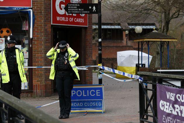 영국 정부가 '스파이 독살 의혹'으로 러시아 외교관 23명을