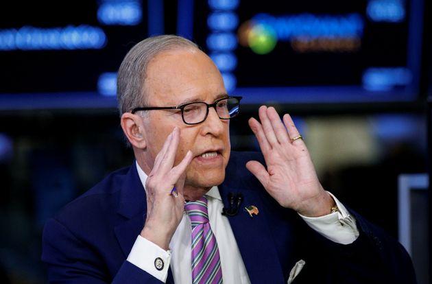 트럼프가 '매번 틀린' TV 경제평론가 래리 커들로를 백악관 경제수장에
