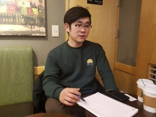 전국대학원생노동조합 신정욱 사무국장님의