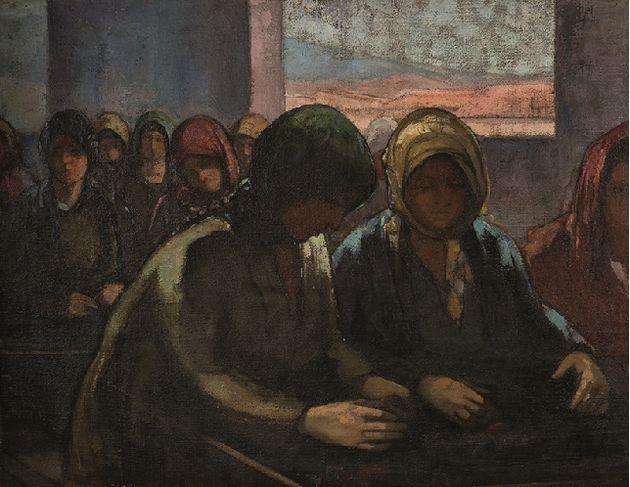 Θεόφραστος Τριανταφυλλίδης«Εργάτριες...