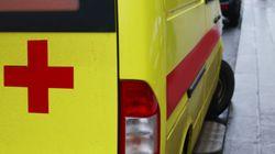 Sanitäter entdeckt empörende Notiz an Krankenwagen –richtig wütend macht ihn der Absender