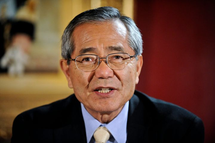 Nobel-winning chemistEi-ichi Negishi was found about nine hours after he and his wife Sumirewere reported missing