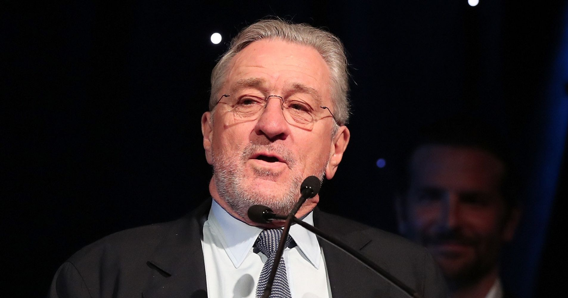Robert De Niro Again Tears Into 'Idiot' Trump, And Vows Not To Stop