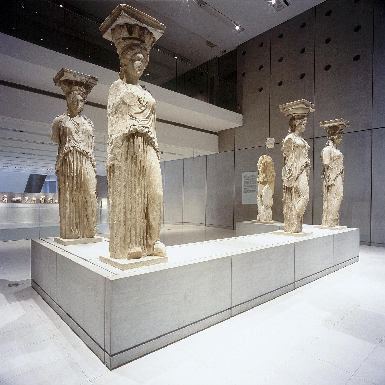 Σουίτες Μπαχ στο Μουσείο της