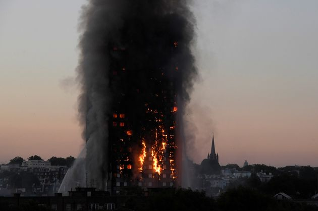 Grenfell Tower Fire: Flat Door Could Only Hold Back Flames For Half As Long As Expected