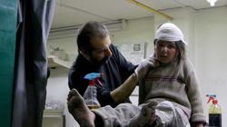Syrie: le conflit entre dans sa huitième
