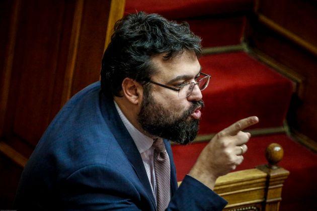Βασιλειάδης: Η Δαμόκλειος Σπάθη του grexit επικρέμεται πάνω από το ελληνικό