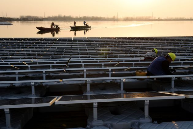Forscher haben Solarzellen entwickelt, die auch bei Regen