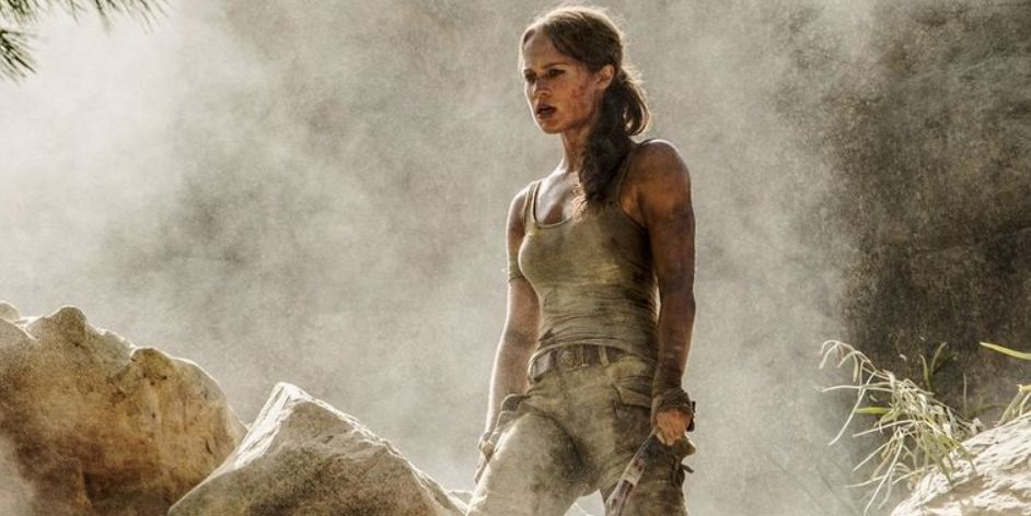 Lara Croft Deserves So Much Better Than The 'Tomb Raider' Reboot - HuffPost
