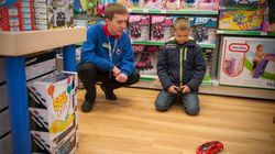Toy Shop 'The Entertainer' Rolls Out Nationwide Quiet Hour For Kids With