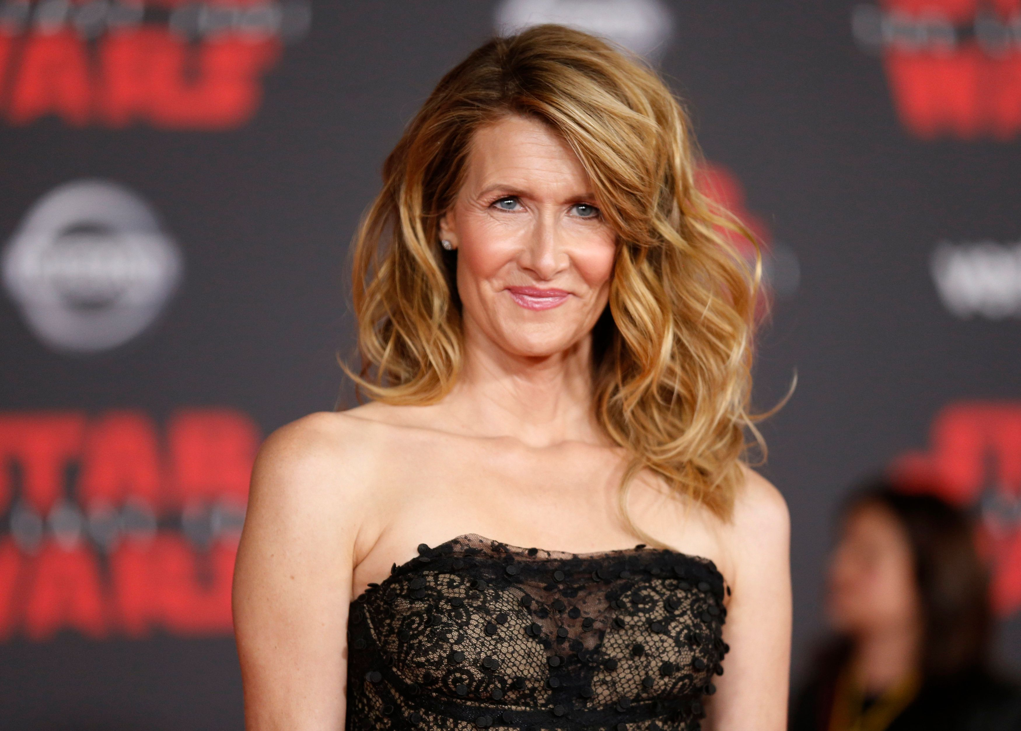 "World Premiere of ""Star Wars: The Last Jedi"" – Arrivals – Los Angeles, California, U.S., 09/12/2017  – Actress Laura Dern. REUTERS/Danny Moloshok"