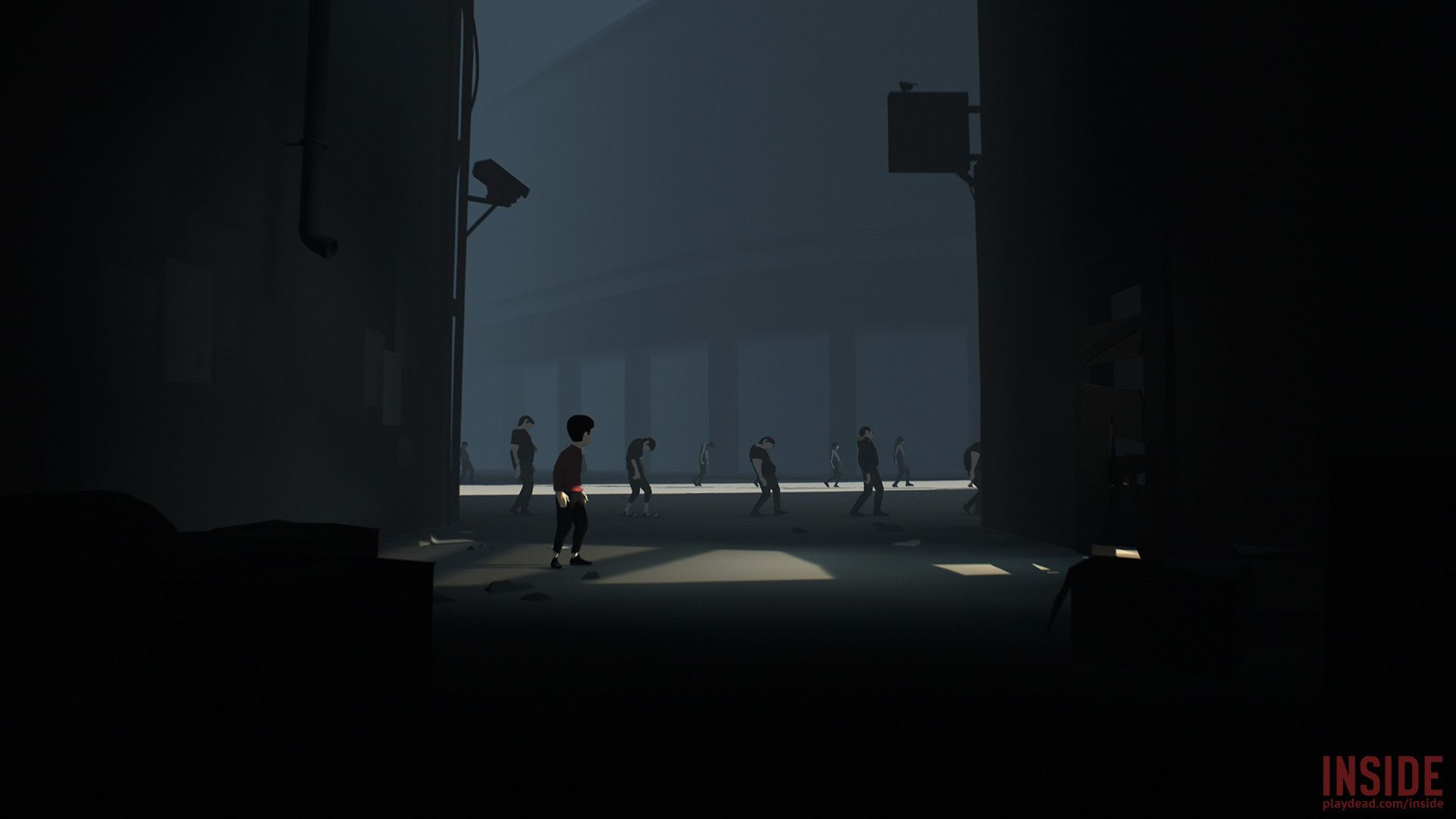 'Inside' Is The BAFTA Award-Winning Game Your iPhone