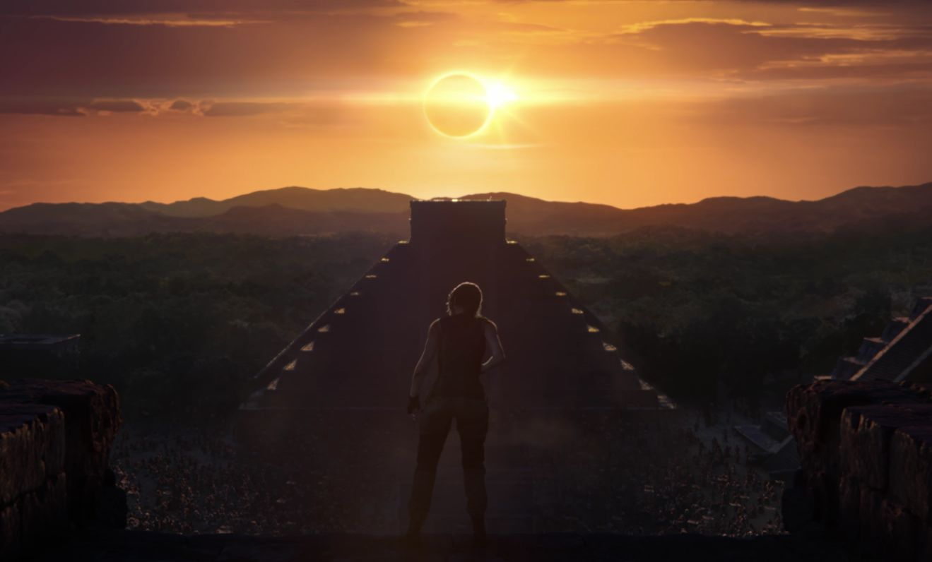 Watch The Teaser Trailer For The Brand-New Tomb Raider