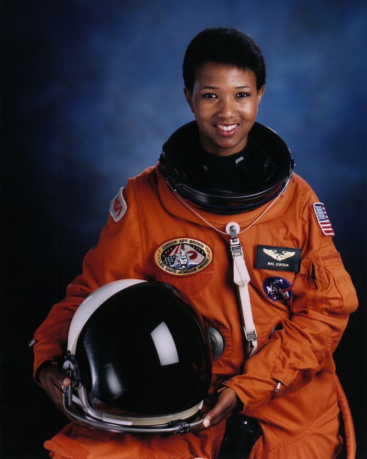 In 1992, Jemison became the first African-American woman in space.