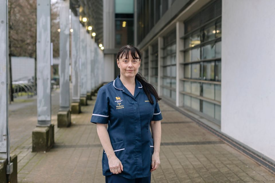 Alison Edwards first qualified in 1988, initially as a nurse and shortly afterwards as a